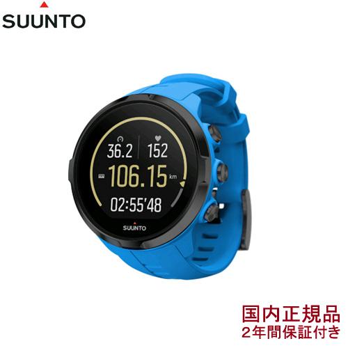 【国内正規品】Suunto Spartan Sport Wrist HR BLUE(スント スパルタン スポーツ リスト ハートレート ブルー)【送料・代引手数料無料】