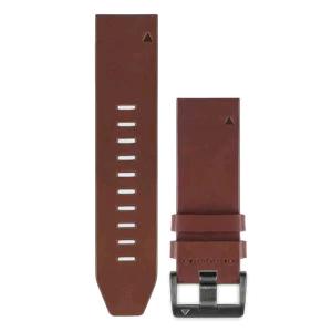 QuickFit 22mm Brown LeatherGARMIN(ガーミン)