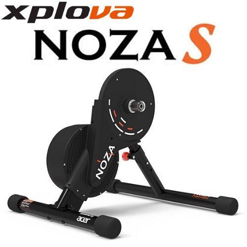Xplova NOZA S Smart Trainer スマート トレーナーパワーメーター内蔵、自動負荷モデル、静音性にも優れてる【送料・代引き手数料無料】