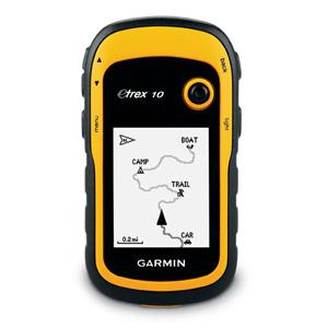 特典ケース付!eTrex10 (英語版) ベースマップ付き【送料・代引手数料無料】(etrex 10 英語版)GARMIN(ガーミン)