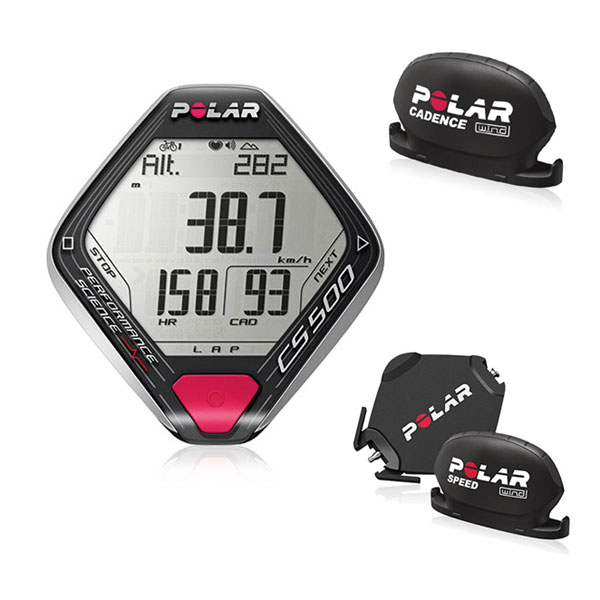 The definitive training items! Heart rate watch for POLAR (Polar) cyclists!