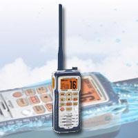 ●セール SALE●国際VHF無線機[HX851JL ブルーウェーブGPS]【マリンブルー】【送料・代引手数料無料】≪あす楽対応≫