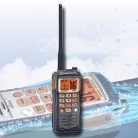 ●セール SALE●国際VHF無線機 [HX851JL ブルーウェーブGPS]【ブラック】【送料・代引手数料無料】