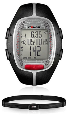 ( Polar ) the POLAR RS300X black
