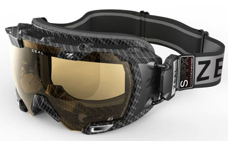 25e82cd0933 new ☆ GPS equipped with goggles wireless control specification Zeal Recon  Instrument Corp.