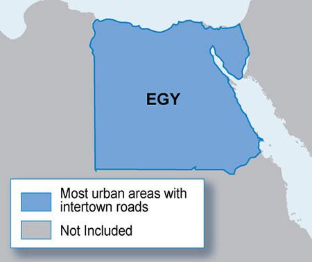 City Navigator Egypt NT microSD/SD card(シティナビゲーター エジプト NT microSD/SDカード)GARMIN(ガーミン)