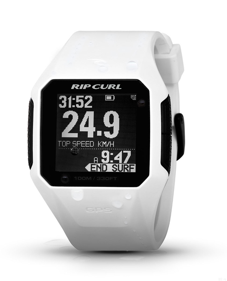 RIPCURL (卷发) 搜索 GPS 白色安全日本授权经销商 / 真正 «通信»