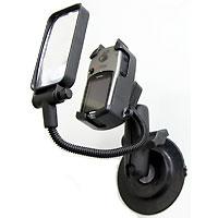 RAMマウント 吸盤固定型+専用拡大レンズ カラー版eTrexシリーズ用