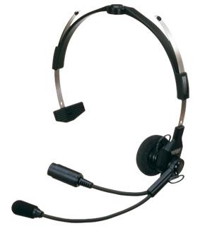 インターコム型ヘッドセット FTH-107用