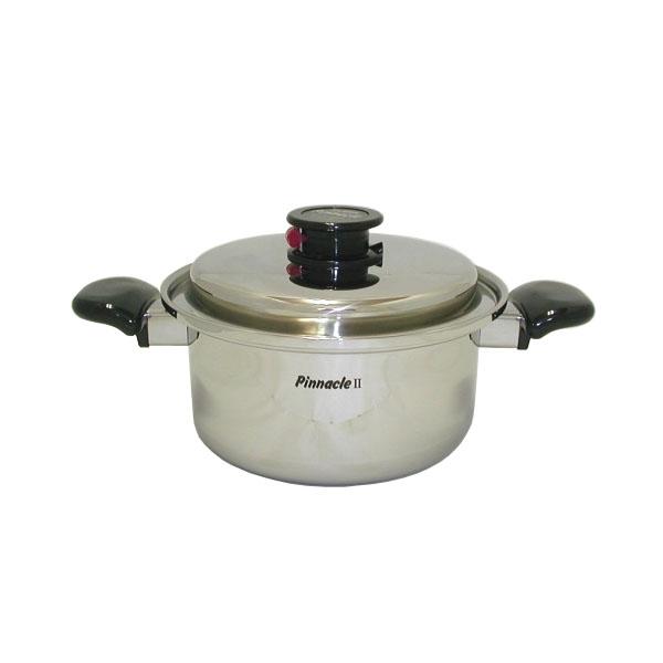 ピナクル2 深型両手鍋 22cm IH対応 高品質鍋 【送料無料】