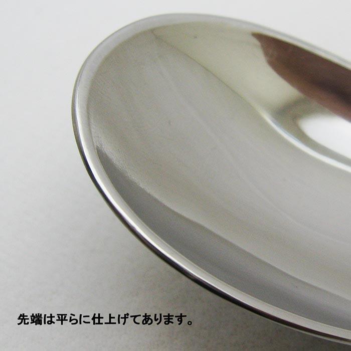 日本製レンゲスプーン 5本組 ステンレス