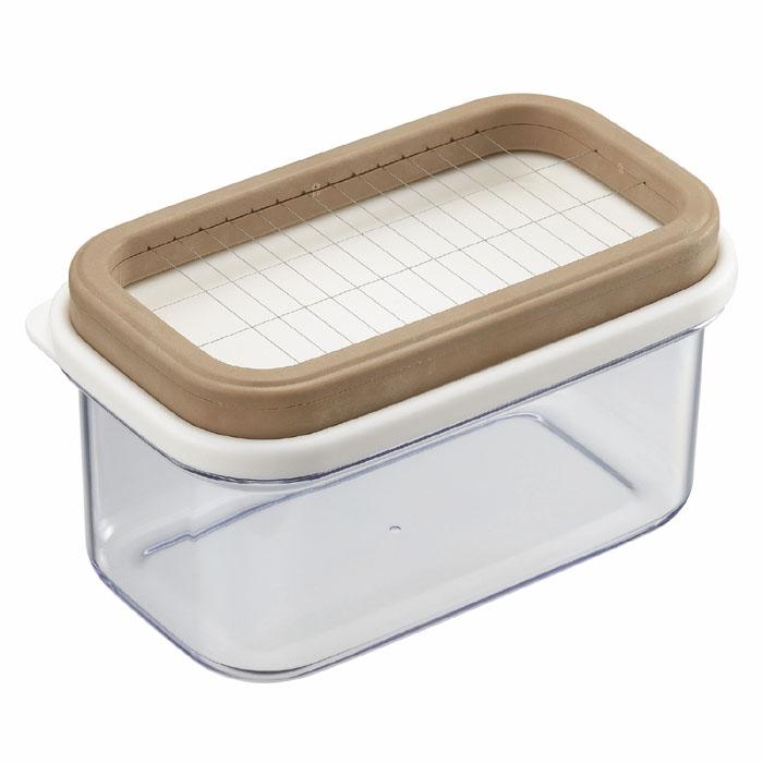 5☆好評 450gの業務用ポンドバター専用設計のバターケース セール価格 カットできちゃうポンドバターケース
