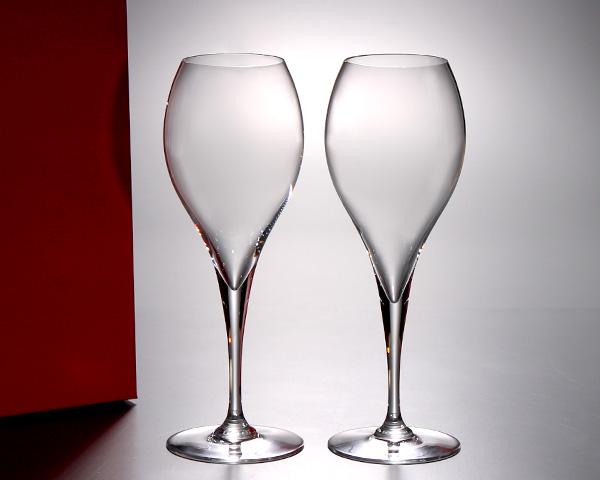 バカラ オノロジー 2100-297(2100-304) シャンパーニュ ペア(2個入り) 【グラス シャンパングラス ギフト】【ラッキーシール対応】【あす楽対応】