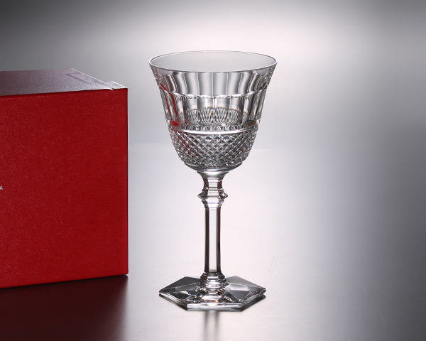 バカラ ディアマン 2807-174 ワイングラス No2 18cm 2807174 【グラス ギフト】【ラッキーシール対応】