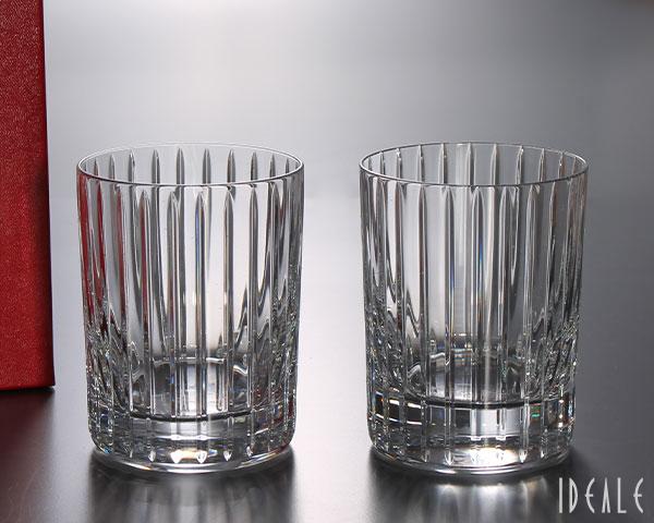 バカラ ハーモニー 1845-261(1343-292) オールドファッション 10.5cm ペア(2個入り) 1845261(1343292) 【グラス ロックグラス セット ギフト】【ラッキーシール対応】【あす楽対応】
