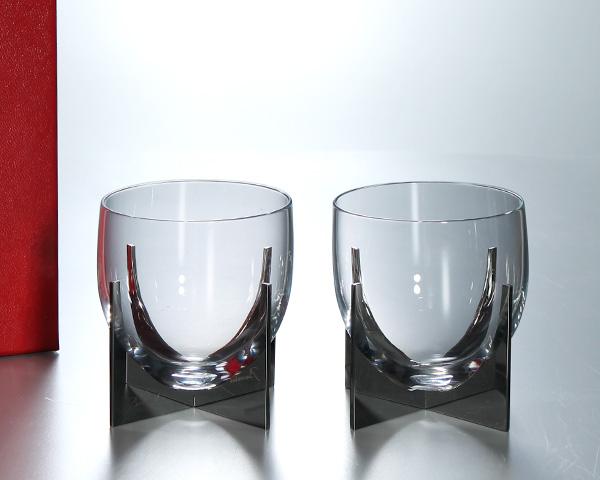 バカラ ヘリテージ 2812-380 オールドファッション ペア(2個入り) 7.3cm Baccarat Heritage 【グラス ロックグラス ギフト】【あす楽対応】
