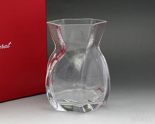 バカラ ベース 2101-433 コローユ 11.5cm 2101433 【花瓶 ギフト】【ラッキーシール対応】【あす楽対応】