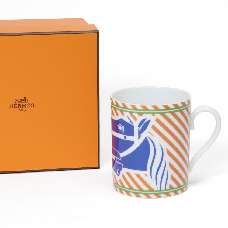 送料無料 エルメス クアドリガ HERMES Quadrige カップ マグ 食器 ギフト ブルー SALE マグカップ Pop ポップ 300ml お得クーポン発行中 mug