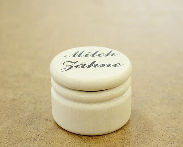 中古 レデッカー REDECKER ベビー用品 正規品 乳歯入れ 750056 4.5cm ドイツ語 乳歯ケース