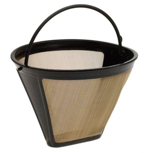 送料無料 輸入 人気 おすすめ何回でも使える経済的なコーヒーフィルター 土 日のステイホーム応援10%オフクーポン コーヒーフィルター クイジナート パーマネント 家電 Filter 特価 キッチン 販売期間 限定のお得なタイムセール Tone ゴールドトーン Gold GTF
