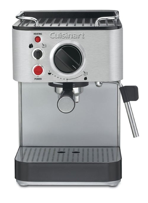 注目ブランド 【夏休み限定クーポン5%オフ】コーヒーメーカー Cuisinart クイジナート Cuisinart EM-100 1000W 15-Bar クイジナート EM-100 エスプレッソメーカー Espresso Maker, 越前名産工房:2369a155 --- moynihancurran.com