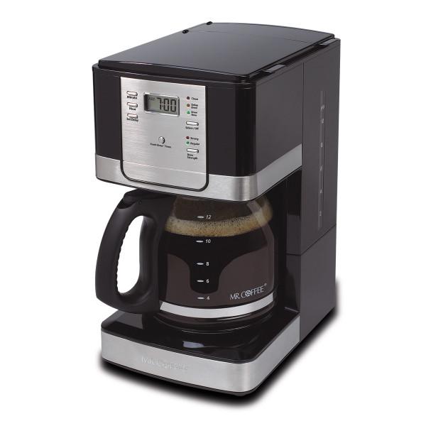 【夏休み限定クーポン5%オフ】大型 コーヒーメーカー プログラマブル 12カップ ミスターコーヒー Mr. Coffee Advanced Brew