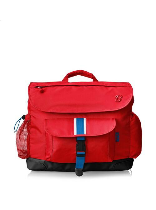 キッズ バックパック 子供用 おしゃれ ブランド リュックサック リュック人気 女の子 Bixbee Signature Backpack Red
