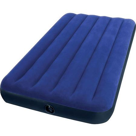single size air mattress ideali store: !! (Intex) INTEX Classic Downy single size air bed  single size air mattress