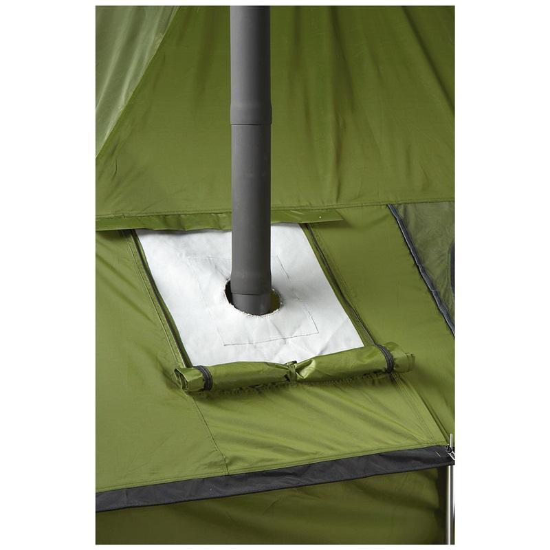 HQ ISSUE アウトドア キャンプ用 ストーブ 暖房 ウッドストーブ Outdoor Wood Stove