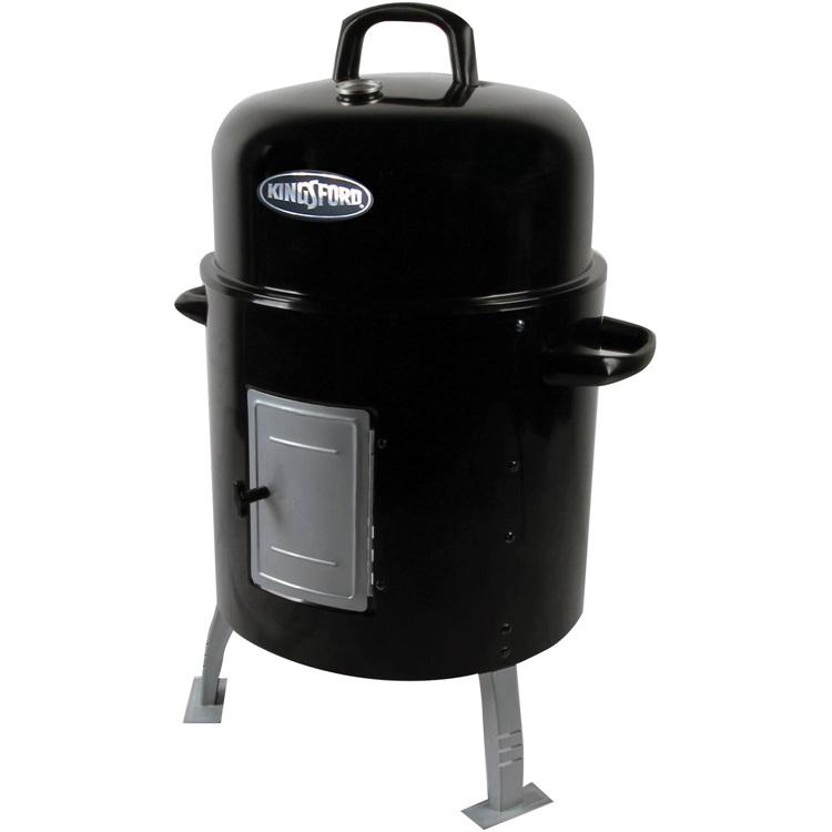 スモークグリル 炭火コンロ キングスフォード チャコールグリル 炭火グリル スモーカー Kingsford Charcoal Water Smoker