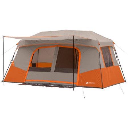 簡単設置 3人用 タープテント用 テント キャンプ 【在庫有り】 アウトドア Ozark Trail 3-Person ConnecTent for Straight-leg Canopy バーベキュー コネクテント 約L300cm×W170cm×H250cm 【送料無料】 オザークトレイル コネクトテント タープ用