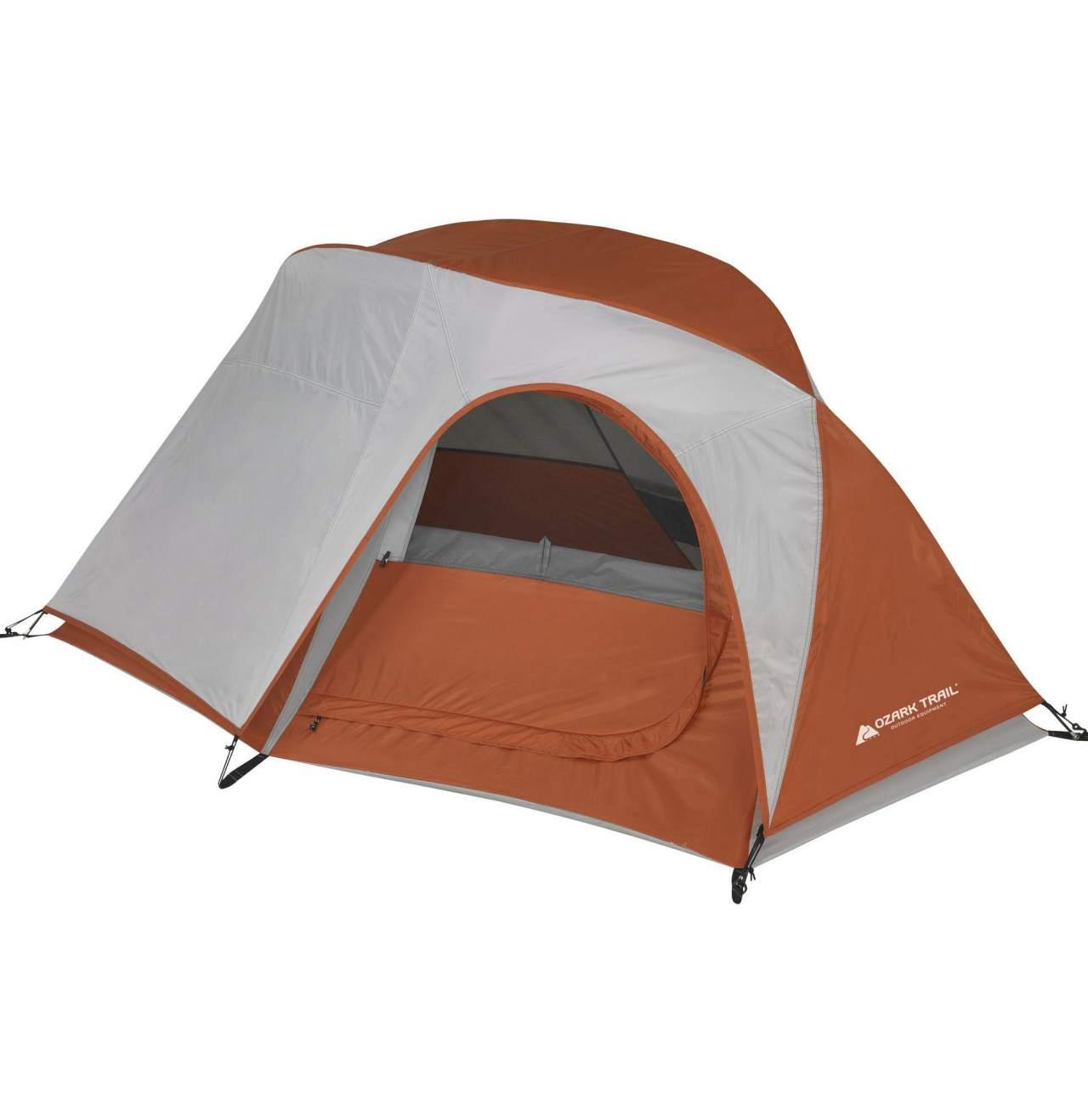 【5%オフクーポン発行中】アウトドア 輸入 テントオザークトレイル ソロ Ozark Trail 3シーズン 1人用 ハイカーテント Ozark Trail 1-Person Hiker Tent