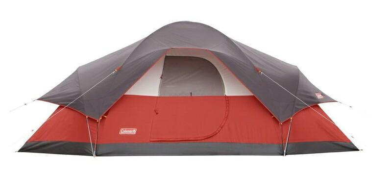 輸入テント コールマン テント レッドキャニオン 8人用 ドームテント 大型テント Coleman Red Canyon 8-Person Modified Dome Tent