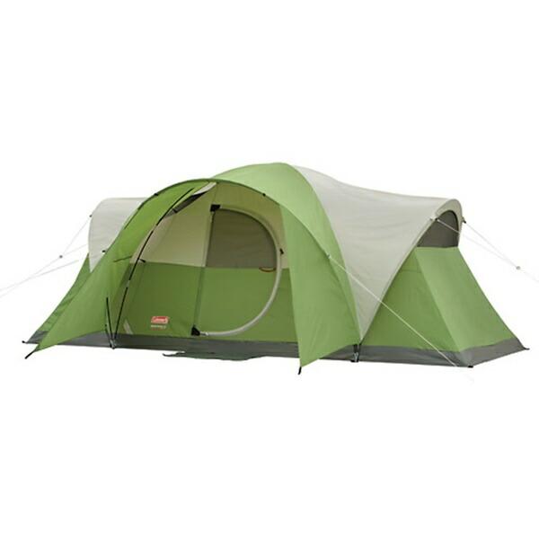 輸入テント コールマン テント モンタナ 8人用 ドームテント大型テント Coleman Montana 8-Person Tent