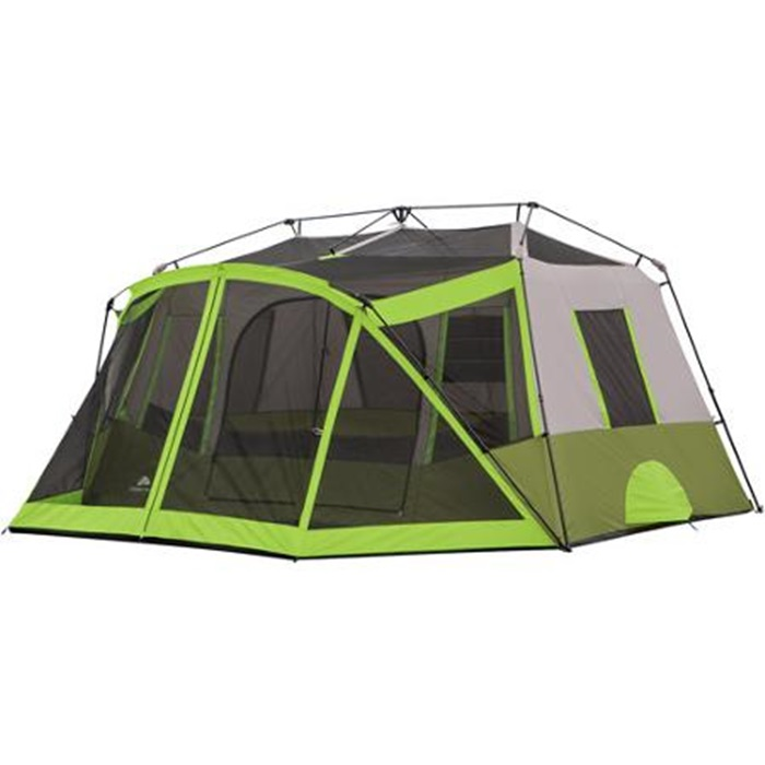 Ozark trail 9 people with cabins for instant screen room tent Ozark Trail 9 Person 2 Room Instant Cabin Tent with Screen Room  sc 1 st  Rakuten & ideali-store: Ozark trail 9 people with cabins for instant screen ...