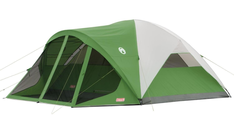 【全品5%OFFクーポン対象】輸入テント コールマン テント エヴァンストン 8人用 スクリーンテント 大型テント Coleman Evanston 8 Screened Tent