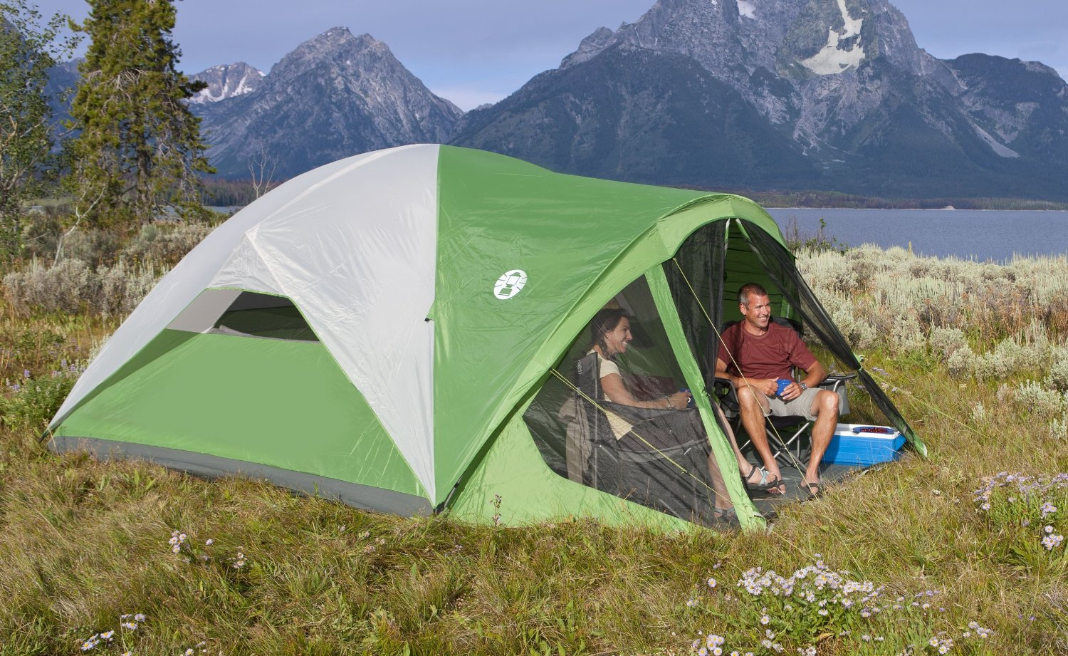 ?????Coleman????8???????? & ideali-store | Rakuten Global Market: !! Screen tent Coleman ...