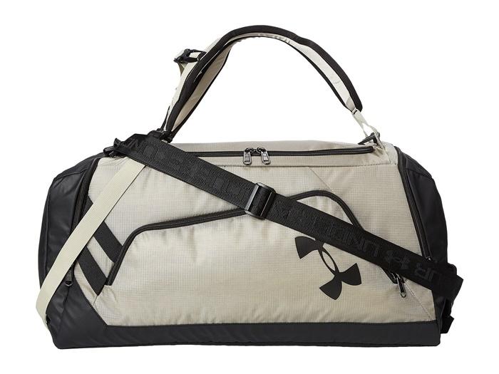アンダーアーマー バッグ バックパック ダッフルバッグ メンズ Under Armour UA Contain Duo Backpack/Duffel Graystone/Black/Black
