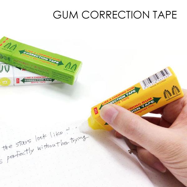 職場でのプチギフトに!おもしろ可愛い修正テープ・ペンのおすすめは?