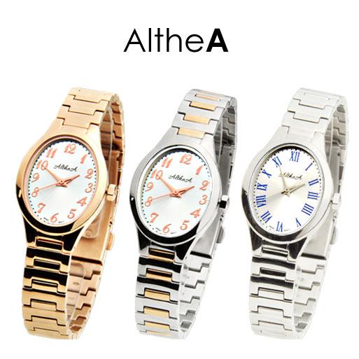 アルテア 送料無料 レディースウォッチ AltheA 腕時計 レディース クォーツ ウォッチ かわいい おしゃれ プレゼント ギフト