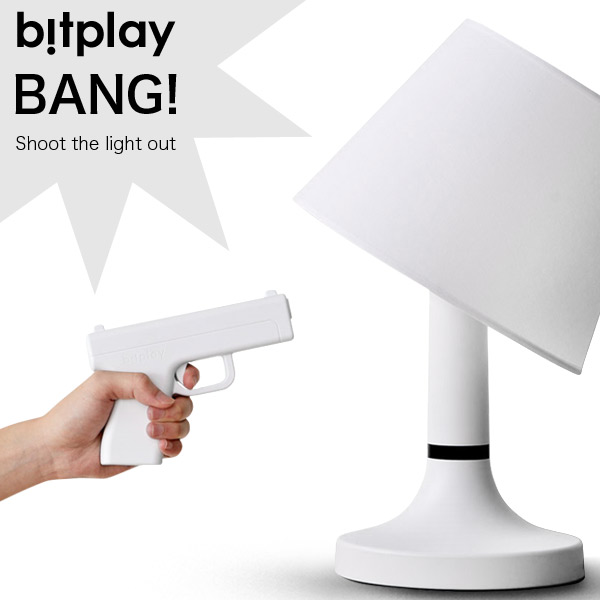Table Lamp BANG! Bitplay Bit Play With Remote Control Lamp Interior Light  Light Stand Floor Light Tabletop Light / Watches U0026 Gadgets Ideal Time  P15Aug15