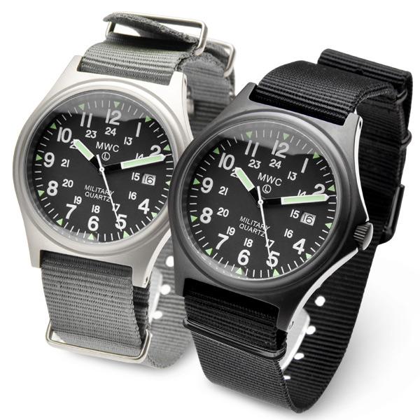 【送料無料】ドイツ製 MWC メンズ 腕時計 イギリス軍 G10 ブロードアロー ミリタリーウォッチカンパニー ミリタリーウォッチ あす楽