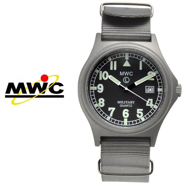 ドイツ製 MWC メンズ 腕時計 アメリカ軍 ミリタリーウォッチカンパニー G10 ローデシア軍モデル ウォッチ アナログ ミリタリーウォッチ【送料無料】