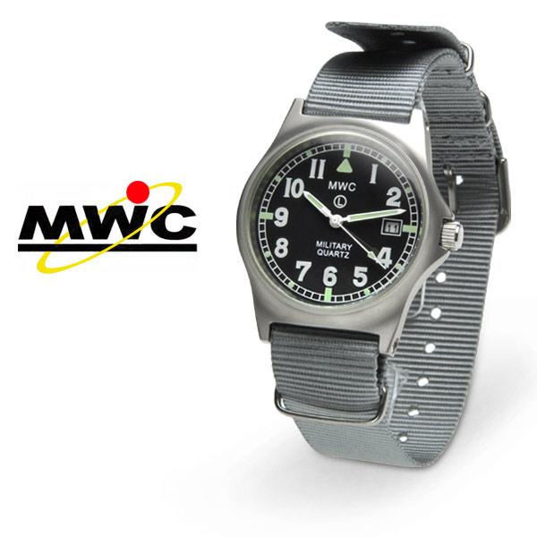 ドイツ製 MWC アメリカ軍 ミリタリーウォッチカンパニー ローデシア軍 G10 メンズ 腕時計 ミリタリーウォッチ あす楽