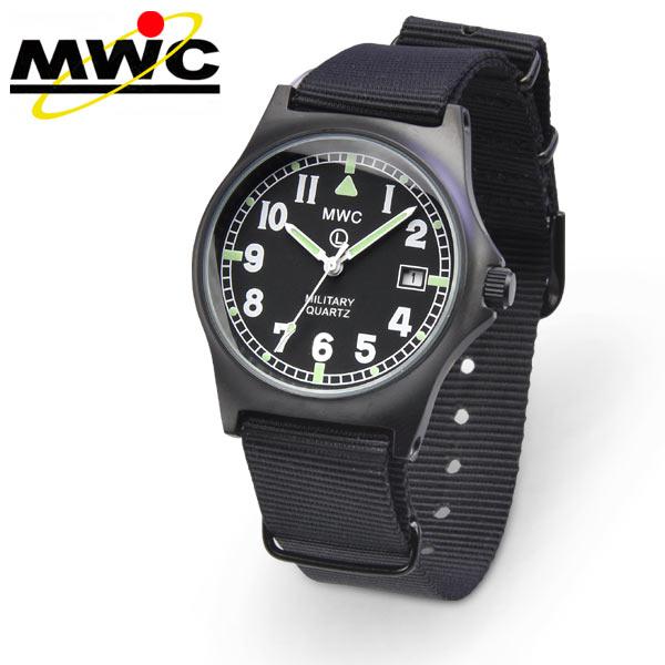 MWC メンズ 腕時計 G10LM/PVD ミリタリーウォッチ NATO G10 ミリタリーウォッチカンパニー あす楽