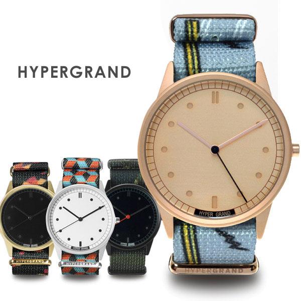 ハイパーグランド HYPERGRAND レディース メンズ 腕時計 防水 デザインウォッチ 送料無料 あす楽