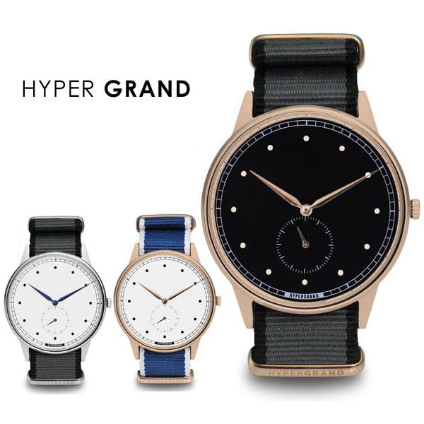 メンズ 腕時計 ハイパーグランド HYPER GRAND SIGNATUR ブランド 腕時計 ファッションウォッチ おしゃれ 防水 腕時計 送料無料 あす楽