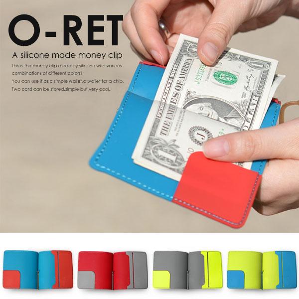 钱环形别针O-RET(oretto)人气名牌p+g design钱包钱包/