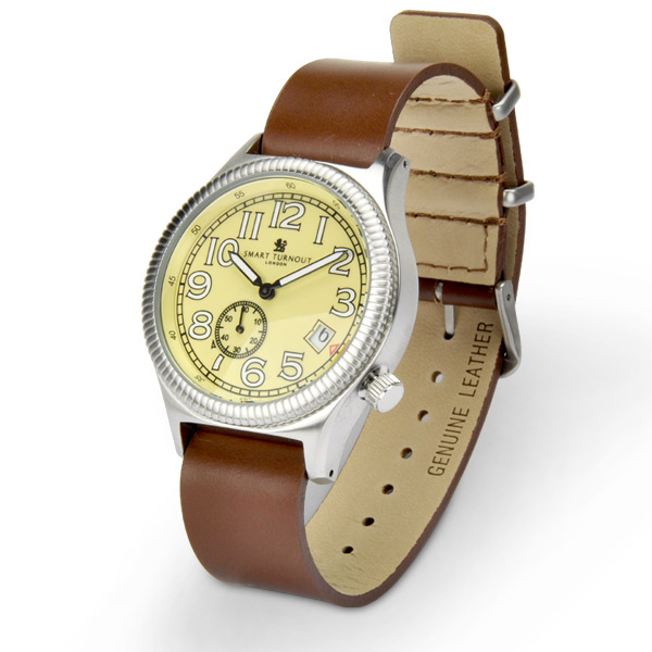 SMART TURNOUT スマートターンアウト メンズ 腕時計 ミリタリーウォッチ イギリス あす楽