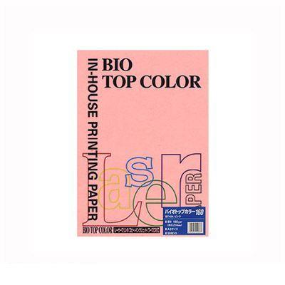 伊東屋 BT454 新品 送料無料 ピンク 注目ブランド バイオトップカラーA3 BT454ピンク 50枚入